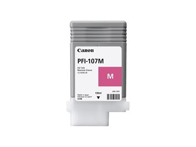 Picture of Canon PFI-107 Ink for imagePROGRAF iPF670/680/685/780/785 - Magenta (130 mL)