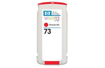Picture of HP 73 Ink for Designjet Z3200 - Chromatic Red