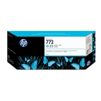 Picture of HP 772 Ink for Designjet Z5200 - Light Cyan