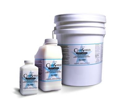 Picture of Marabu ClearShield Production Clear, Matte - 1 Gallon