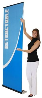 Picture of LexJet Elevate Retractable Banner Stand