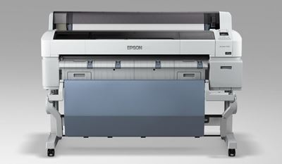 Picture of EPSON SureColor T7270 44in Dual-roll Printer