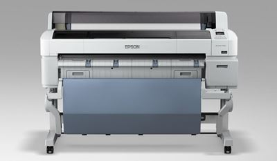 Picture of EPSON SureColor T7270 Dual Roll Printer - 44in