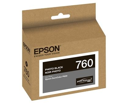 Picture of EPSON 760 UltraChrome HD Ink (25.9 ml)