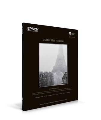 Picture of EPSON Cold Press Natural- 17in x 22in
