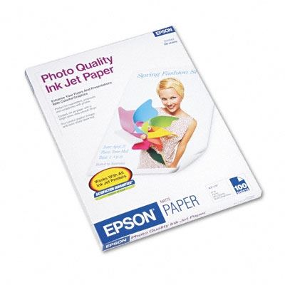 Picture of EPSON Presentation Paper Matte- 8.5in x 11in