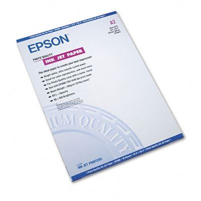 Picture of EPSON Presentation Paper Matte- 16.5in x 23.4in