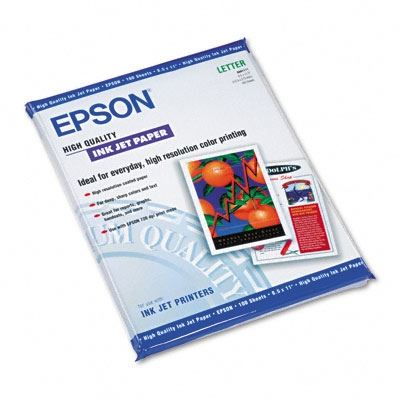 Picture of EPSON High Quality Ink Jet Paper