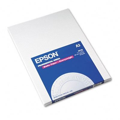 Picture of EPSON Premium Presentation Paper Matte - 11.7in x 16.5in