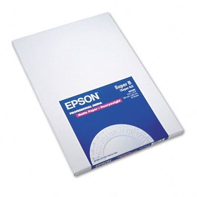 Picture of EPSON Premium Presentation Paper Matte - 13in x 19in
