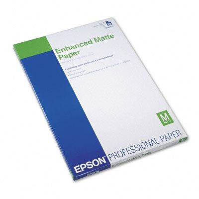 Picture of EPSON Ultra Premium Presentation Paper Matte - 13in x 19in, 50-Sheets