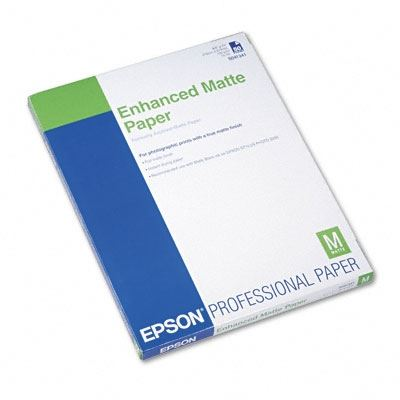 Picture of EPSON Ultra Premium Presentation Paper Matte - 8.5in x 11in, 50-Sheets