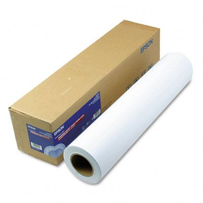 Picture of EPSON Premium Glossy Photo Paper (250)- 24in x 100ft