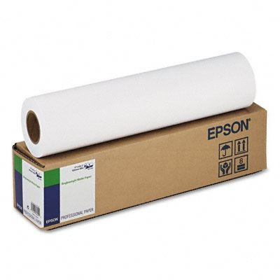 Picture of EPSON Singleweight Matte Paper- 17in x 131ft