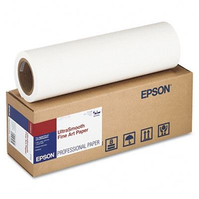 Picture of EPSON UltraSmooth Fine Art Paper