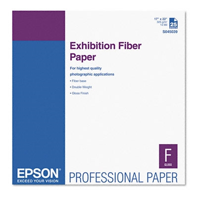 Picture of EPSON Exhibition Fiber Paper
