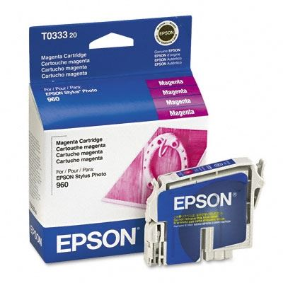 Picture of EPSON Stylus Photo 960 Cyan Magenta Cartridge