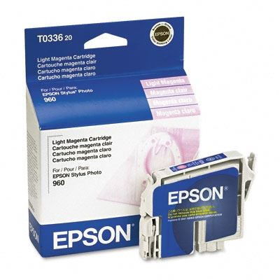 Picture of EPSON Stylus Photo 960 Light Magenta Ink Cartridge