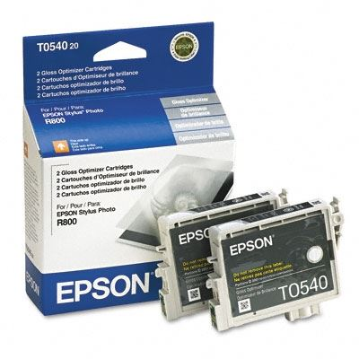 Picture of EPSON Stylus Photo R800/R1800 Gloss Optimizer Ink Cartridge