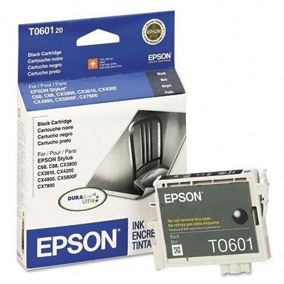 Picture of EPSON Stylus CX Ink - Black