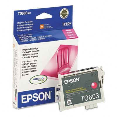 Picture of EPSON Stylus CX Ink - Magenta