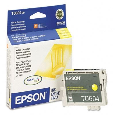 Picture of EPSON Stylus CX Ink - Yellow