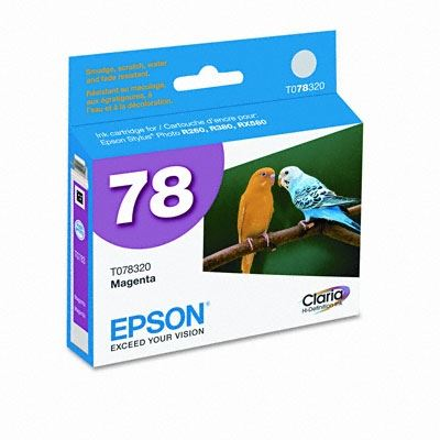 Picture of EPSON Stylus Photo R380 Magenta Ink Cartridge