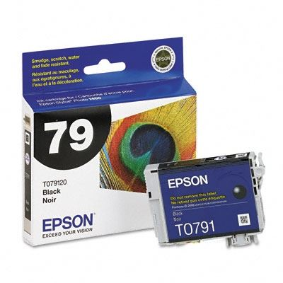 Picture of EPSON Stylus Photo 1400 Black Ink Cartridge