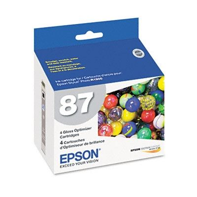 Picture of EPSON Stylus Photo R1900 Gloss Optimizer Ink Cartridge