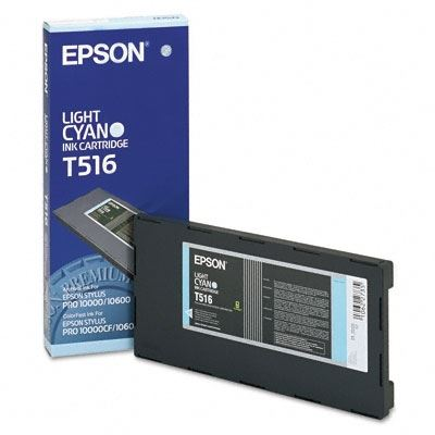 Picture of EPSON Stylus Pro 10000/10600 Light Cyan Archival Ink Cartridge