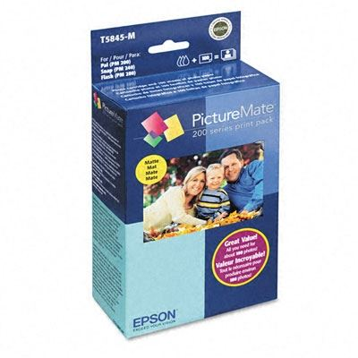Picture of EPSON PictureMate 200 Series Print Pack