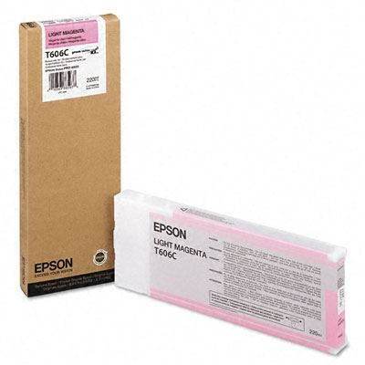 Picture of EPSON Stylus Pro K3 UltraChrome Ink Cartridges for 4800 Only - Light Magenta (220 mL)