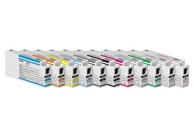 Picture of EPSON UltraChrome HD Ink Cartridges (700 mL)