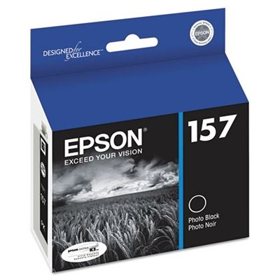 Picture of EPSON Stylus Photo R3000 Ink Cartridges- Photo Black
