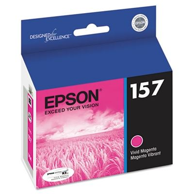 Picture of EPSON Stylus Photo R3000 Ink Cartridges- Magenta