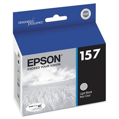 Picture of EPSON Stylus Photo R3000 Ink Cartridges- Light Black