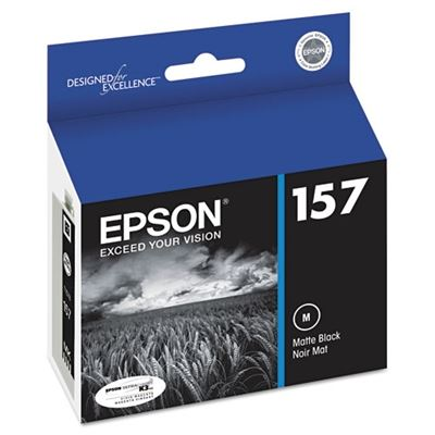 Picture of EPSON Stylus Photo R3000 Ink Cartridges- Matte Black