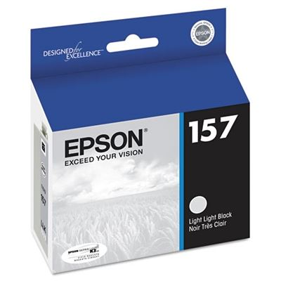 Picture of EPSON Stylus Photo R3000 Ink Cartridges- Light Light Black