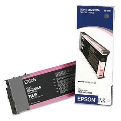 Picture of EPSON 9600/7600/4000 Light Magenta UltraChrome Ink Cartridge - 220 mL