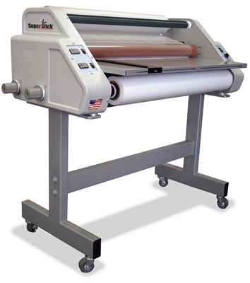 Picture of D&K Expression 42 Plus Laminator Release Liner Rewind