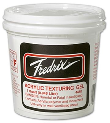 Picture of Fredrix Acrylic Texturing Gel- 5 Gallon