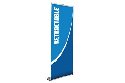 Picture of LexJet Freedom Retractable Banner Stand
