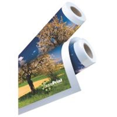 Picture of GBC SurePrint Ultra Dry White Polyester- 50in x 100ft