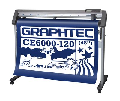 Picture of Graphtec CE6000 Cutting Plotter- 48in