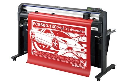 Picture of Graphtec FC8600 Cutting Plotter- 54in
