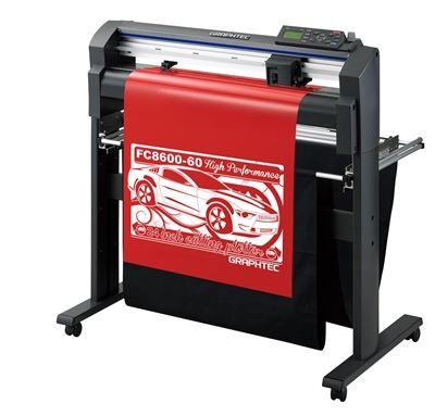 Picture of Graphtec FC8600 Cutting Plotter- 24in