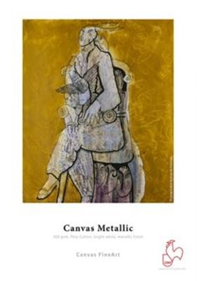 Picture of Hahnemuhle Canvas Metallic 350 g - 24in x 39ft