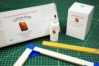 Picture of Hahnemühle PRO Gallerie Wrap Stretcher Bars, 8 Count - 28in
