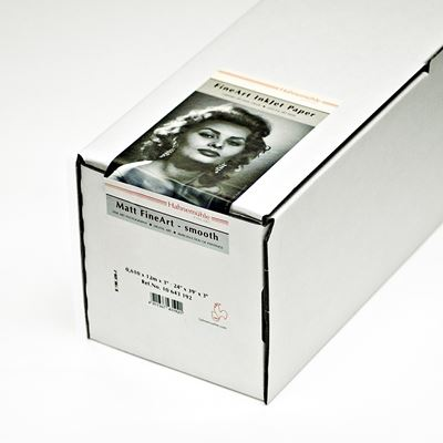 Picture of Hahnemühle Photo Rag® Ultra Smooth 305 g - 24in x 39ft