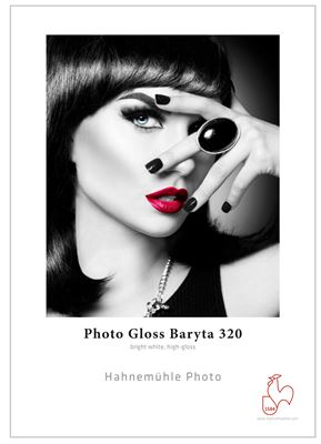 Picture of Hahnemühle Photo Gloss Baryta, 320g - 17in x 49ft